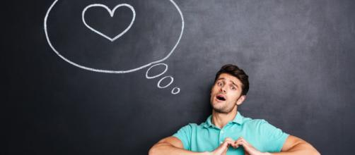 Um homem quando ama de verdade tem medo de perder a mulher que ama. (foto reprodução).