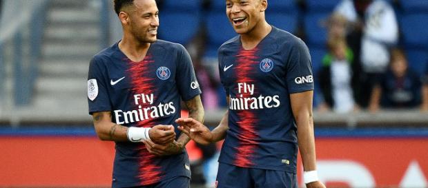 Neymar & Mbappe are made to play together' – Barcelona star Umtiti ... - sportingnews.com