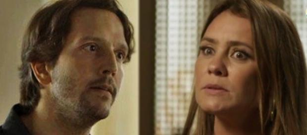 Remy e Laureta em 'Segundo Sol'