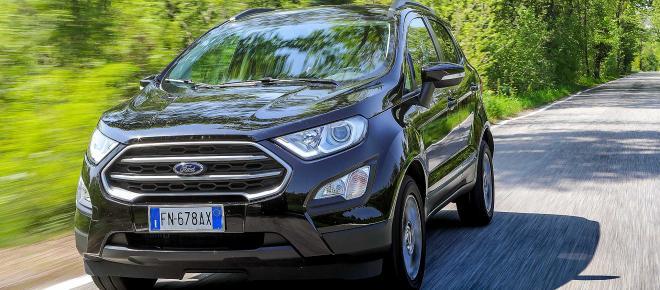 Ford Ecosport conquista il segmento C a ottobre