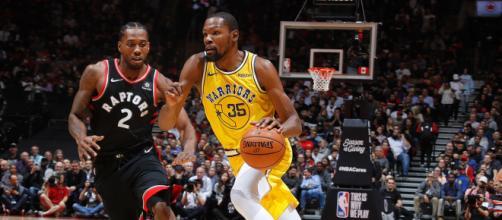 Dubs Lose a Thriller in Toronto   Golden State Warriors - nba.com