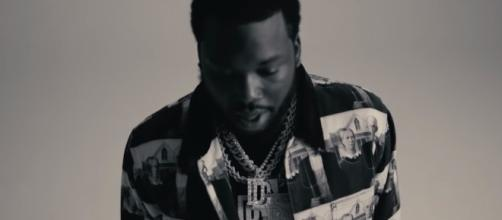 Hip-hop star Meek Mill released a new album Champions on Friday (Nov. 30). [Image source: Meek Mill/YouTube ]