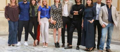 I protagonisti principali della serie tv.