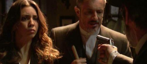 Il Segreto, anticipazioni 3 dicembre: Perez De Ayala attacca Emilia e Alfonso