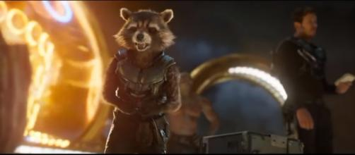 Rocket Raccoon is one Marvel character who is worthy of a tv show. [Image Credit] Blockbuster Movie Scenes - YouTube