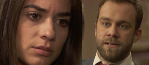 Spoiler Il Segreto: Fernando ha rapito i genitori di Maria, Elsa è stata in un manicomio