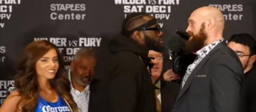 Tyson Fury vs Deontay Wilder undercard - Image credit - Second Out | YouTube