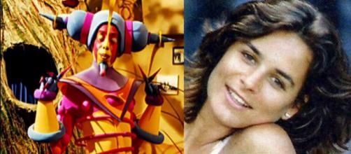 Wagner Bello e Claudia Magno faleceram por causa de complicações da Aids (Foto: TV Cultura/TV Globo/Montagem Notícias da Redação Blasting News)
