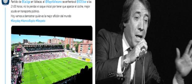 La Policía de Madrid se confunde y el error recuerda a los rayistas a El Fary