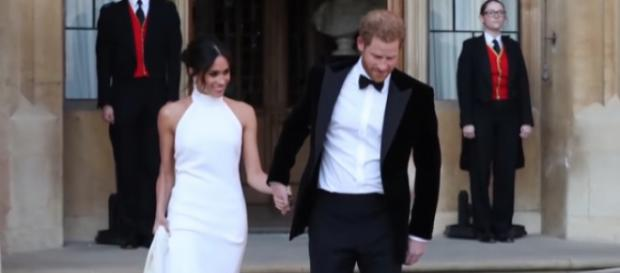 Meghan Markle and Prince Harry's new home, Windsor's Frogmore Cottage! [Image source – PeopleTV YouTube video]