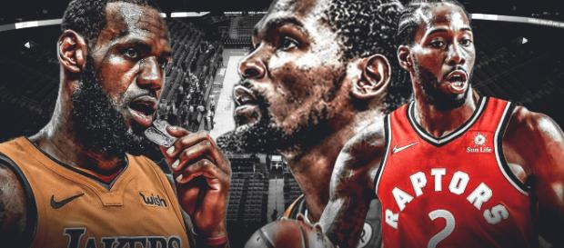 NBA news: LeBron James, Kevin Durant, Kawhi Leonard had been ... - clutchpoints.com