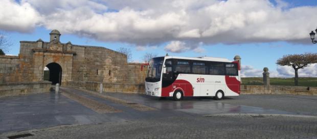 Os autocarros da AlmeidaSIM começam a circular em dezembro [Imagem cedida pela Transdev]