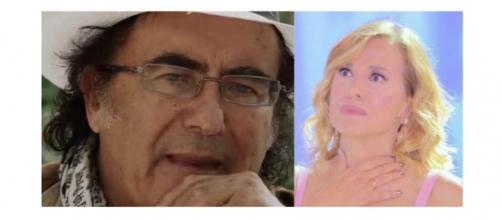 Albano dà buca a Barbara D'Urso per un presunto malore: l'Ansa rassicura i fan.