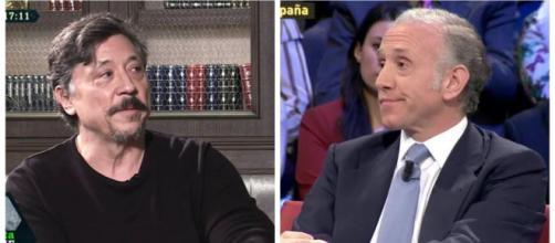 Eduardo Inda indica que denunciará a Carlos Bardem por difamarlo en La Sexta Noche