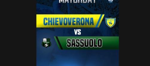 Diretta Chievo-Sassuolo oggi in streaming, dalle 15, su Dazn.