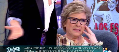 Sábado Deluxe: Lydia Lozano hace llorar a María Jesús Ruiz y a su madre