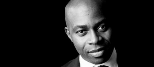Le candidat du PURS Serge Espoir Matomba (c) Matomba