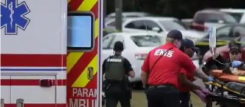 Man shoots 6 at Florida Yoga Studio, killing 2 and then himself [Image courtesy – AG Trending YouTube video]