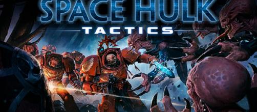 Image from 'Space Hulk: Tactics game. - [Focus Home Interactive (used with express permission)]