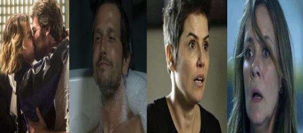 Os finais de Segundo Sol. (Foto: Divulgação TV Globo)