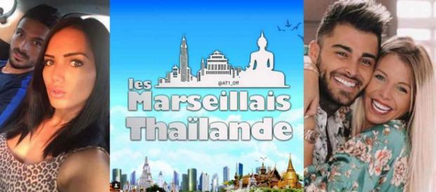 Thibault Garcia et Manon Marsault se retrouvent seuls après le départ de Jessica et Julien Tanti pour Les Marseillais en Thaïlande.