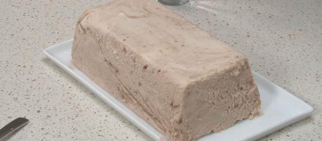 Chocolate espresso Semifreddo recipe