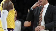 Lakers defensive struggle continues, Luke Walton's coaching gig in trouble