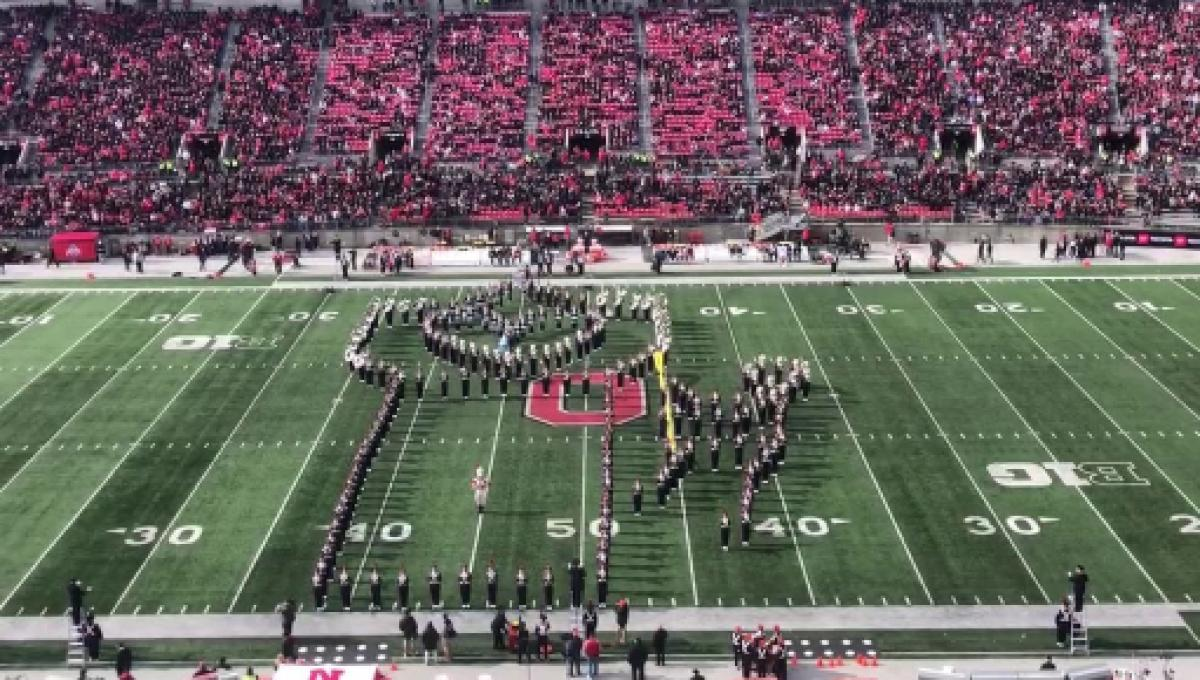 Boise State, Ohio State pay tribute to Nebraska band member who lost