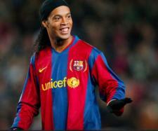Ronaldinho Gaúcho (Imagem via Youtube)