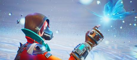 Fortnite event teleported players to another dimension. [image credit: Joshy/YouTube sceenshot]