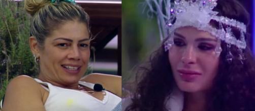 Catia Paganote e Mendigata, Fernanda Lacerda