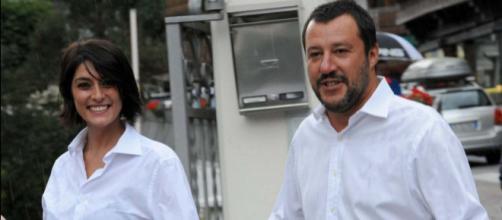 Elisa Isoardi e Matteo Salvini, quando la relazione andava a gonfie vele