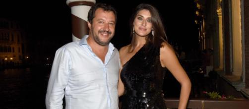 "Elisa Isoardi su Salvini: ""Un orso orgoglioso di me"" - cronachedi.it"