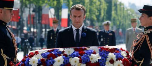 Emmanuel Macron : une semaine sur les traces de la Grande guerre