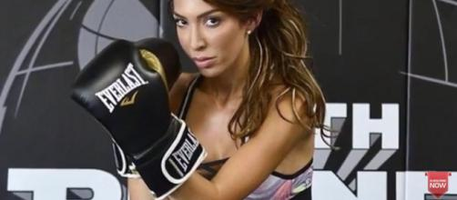 Farrah threw in the towel before boxing match in Atlantic City. [Image Source:Tvseries Revelation - YouTube]