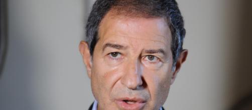 Il governatore della Sicilia, Nello Musumeci