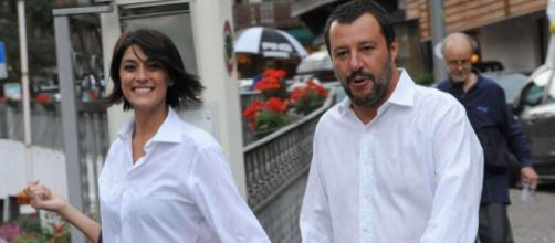 Matteo Salvini ed Elisa Isoardi si sono lasciati