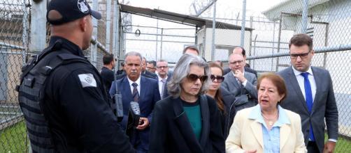 Ministra Cármen Lúcia, do STF, se refere à possível mudança conservadora no Brasil