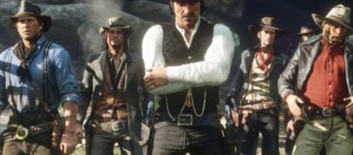 Red Dead Redemption 2: spuntano dettagli su Red Dead Online dalla ... - eurogamer.it