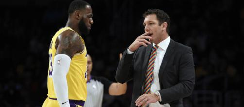 Lakers are on the bottom ranking when it comes to defensive rating. image- 15minutenews.com