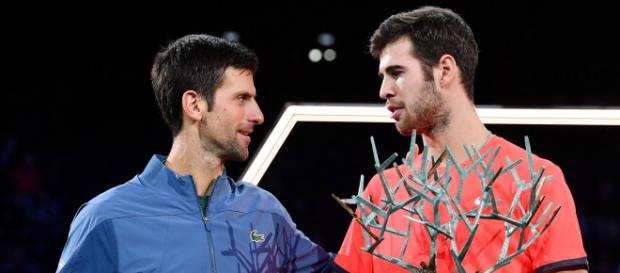 Djokovic proud of 'amazing five months' after Khachanov upset ... - stadiumastro.com