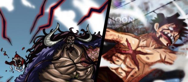 """El arco de Wano Country de """"One Piece"""" tiene increíbles sorpresas."""