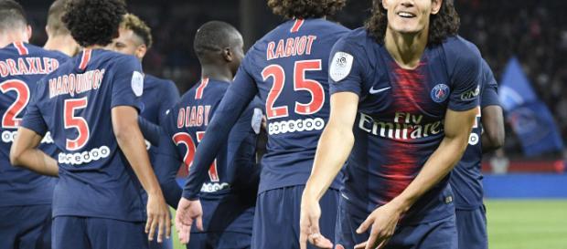 Sept à la suite pour le PSG, en balade face à Reims - Ligue 1 ... - lefigaro.fr
