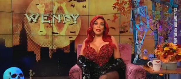 Talk show host Wendy Williams says Halloween not a favorite holiday. [Image Source: Access Hollywood - YouTube]