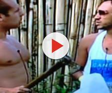 Lucas Barreto ameaça Haysam com machado