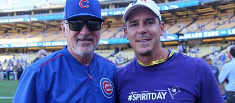 Breaking: Chicago Cubs will not discuss an extension with manager Joe Maddon until summer [ Image by Arturo Pardavila III / Wikimedia Commons]