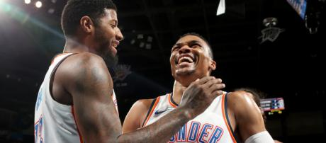 Paul George: Free agency decision 'easier' thanks to Russell ... - nba.com