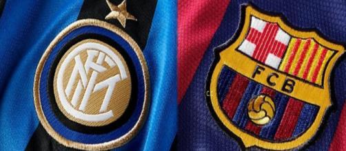Diretta Inter-Barcellona in streaming su SkyGo e NowTv questa sera alle 21