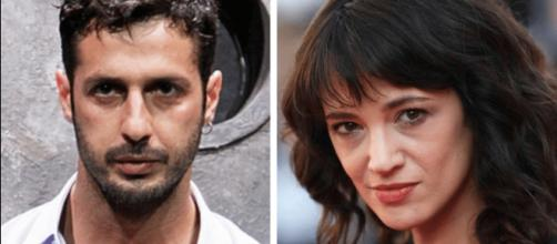 Fabrizio Corona e Asia Argento sono una coppia: la conferma su Chi