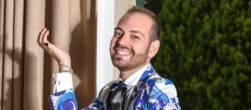 Il fashion creator pugliese Vincenzo Maiorano